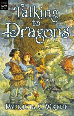 Cover image for Talking to dragons