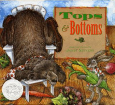 Cover image for Tops and bottoms