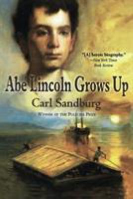 Cover image for Abe Lincoln grows up