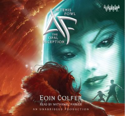 Cover image for Artemis Fowl. 4, The Opal deception