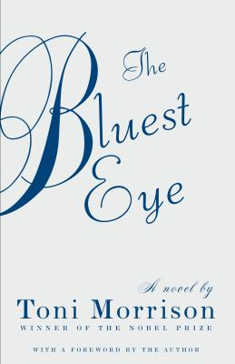 Cover image for The bluest eye