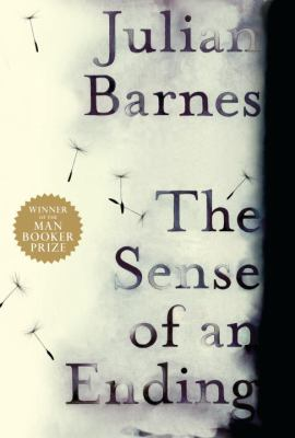 Cover image for The sense of an ending