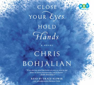 Cover image for Close your eyes, hold hands