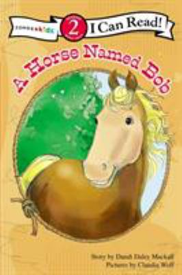 Cover image for A horse named Bob