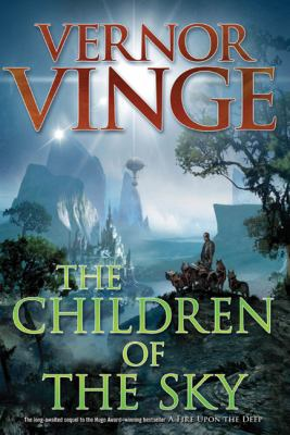 Cover image for The children of the sky