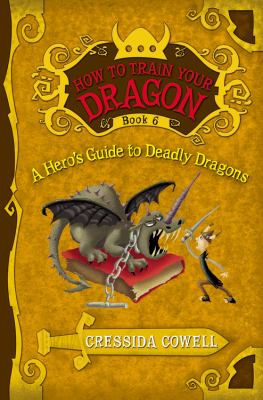 Cover image for A hero's guide to deadly dragons