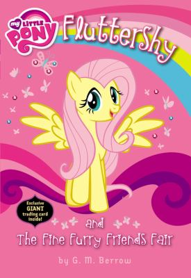 Cover image for Fluttershy and the Fine Furry Friends Fair