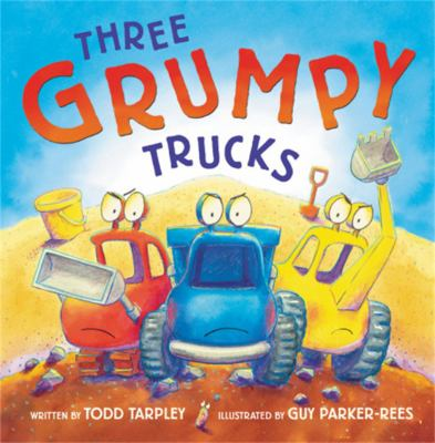 Cover image for Three grumpy trucks