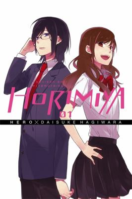 Cover image for Horimiya : Hori-San and Miyamura-Kun