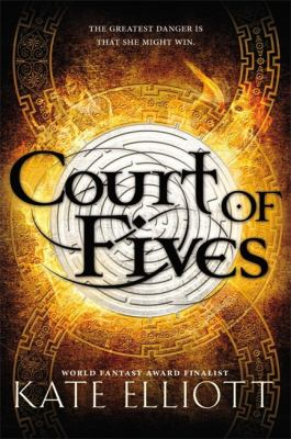 Cover image for Court of Fives