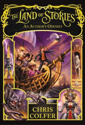 Cover image for An author's odyssey