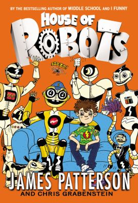 Cover image for House of robots
