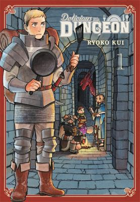 Cover image for Delicious in dungeon