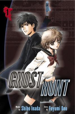 Cover image for Ghost hunt
