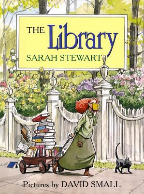 Cover image for The library