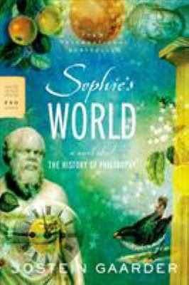 Cover image for Sophie's world : a novel about the history of philosophy