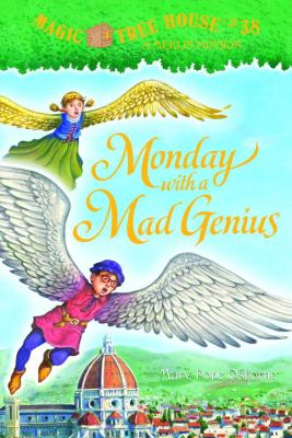 Cover image for Monday with a mad genius. 38