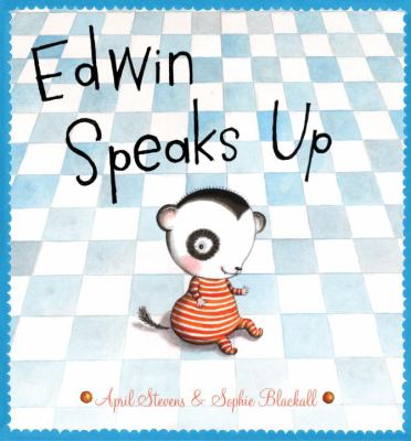 Cover image for Edwin speaks up