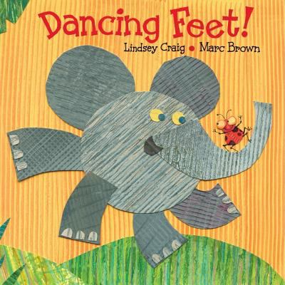 Cover image for Dancing feet!