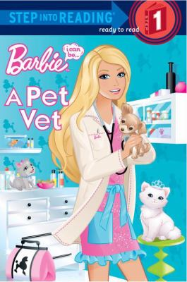 Cover image for I can be a pet vet