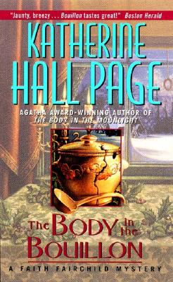 Cover image for The body in the bouillon