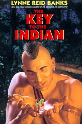 Cover image for The key to the Indian