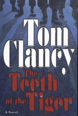 Cover image for The teeth of the tiger