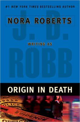 Cover image for Origin in death