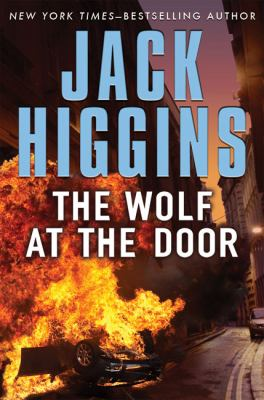 Cover image for The wolf at the door