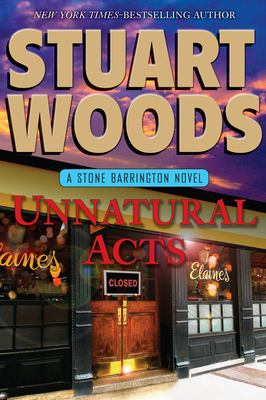 Cover image for Unnatural acts : a Stone Barrington novel