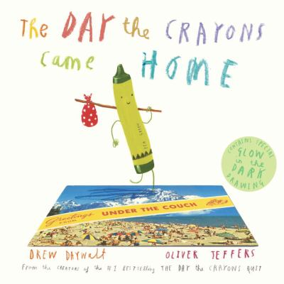 Cover image for The day the crayons came home
