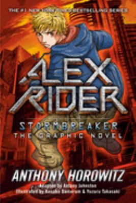 Cover image for Stormbreaker : the graphic novel