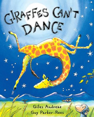 Cover image for Giraffes can't dance