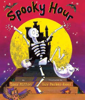 Cover image for Spooky hour