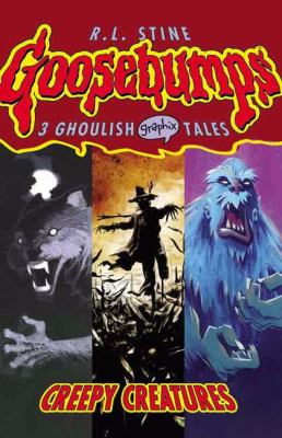 Cover image for Goosebumps : creepy creatures