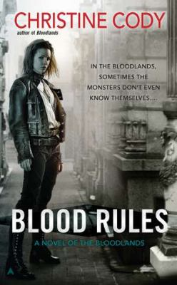 Cover image for Blood rules