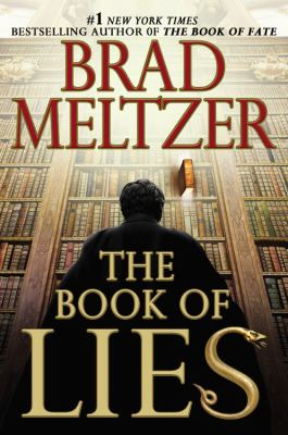 Cover image for The book of lies
