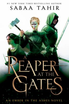 Cover image for A reaper at the gates