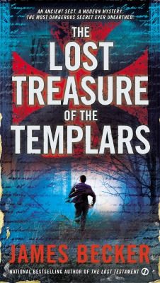 Cover image for The lost treasure of the Templars