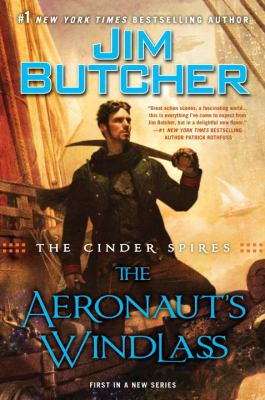 Cover image for The aeronaut's windlass