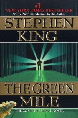 Cover image for The green mile : a novel in six parts