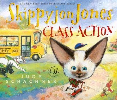 Cover image for Skippyjon Jones : class action