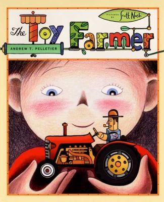 Cover image for The toy farmer