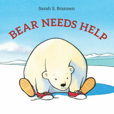 Cover image for Bear needs help