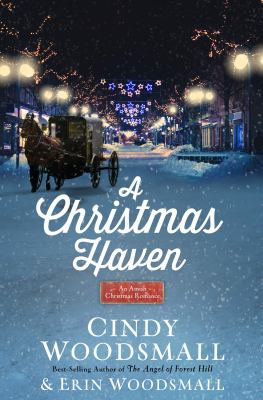 Cover image for A Christmas Haven : an Amish Christmas romance