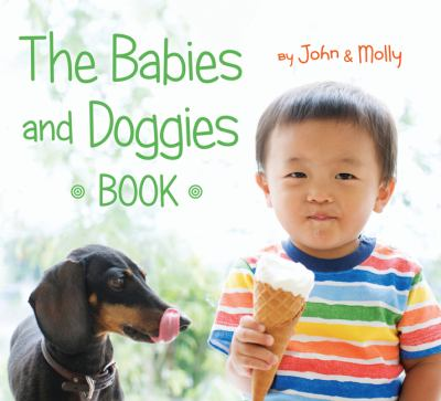 Cover image for The babies and doggies book