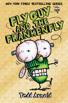 Cover image for Fly Guy and the Frankenfly