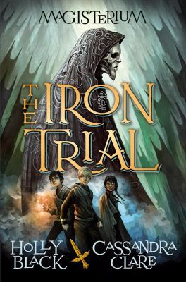 Cover image for The iron trial