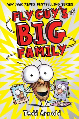 Cover image for Fly Guy's big family