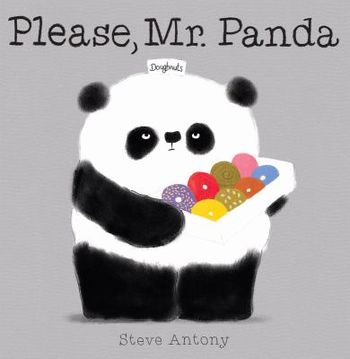 Cover image for Please, Mr. Panda